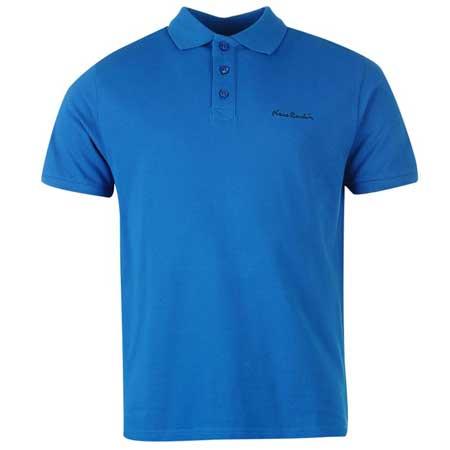 w-Pierre-Cardin-Polo-blauw